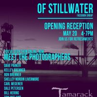 Pictures of Stillwater Opening Reception