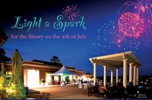Light a Spark: Evening celebration with rooftop view of fireworks