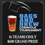 July 4 Cornhole Tournament