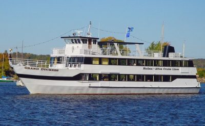 Saturday Fall Colors Cruise - Afton Hudson Cruise Lines
