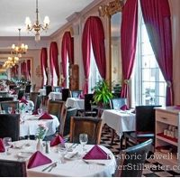 Holiday Tea at Historic Lowell Inn