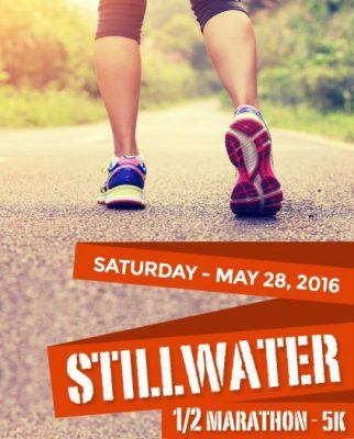 Stillwater Half Marathon/5K