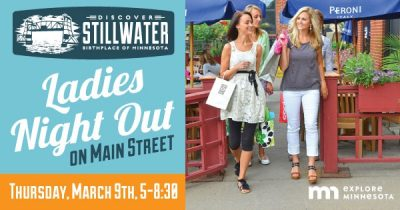 Ladies Night Out on Main Street