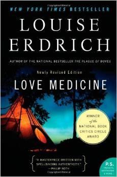"""Love Medicine"" Book Discussion & Pot Luck"