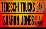 Wheels of Soul Tour: Tedeschi Trucks Band & Sharon Jones and the Dap-Kings