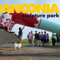 Free Weekly Tours at Franconia Sculpture Park