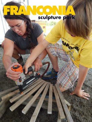 Kids Make Sculpture