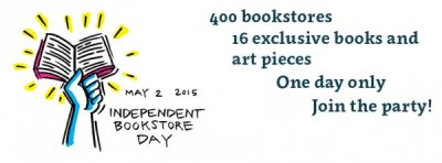 2nd Annual Independent Bookstore Day
