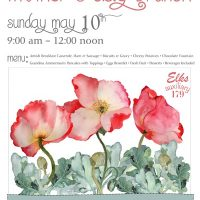 Stillwater Elks Mother's Day Brunch