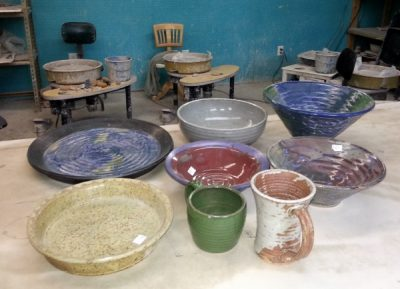 Mother's Day Pottery Sale
