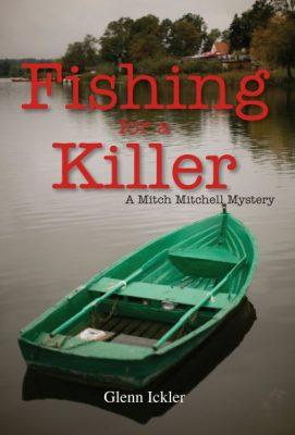Glenn Ickler, author of Fishing for a Killer