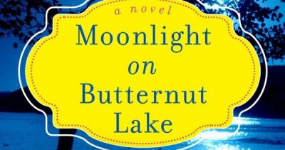 Mary McNear, author of Moonlight on Butternut Lake