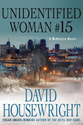 Author David Housewright - Unidentified Woman #15