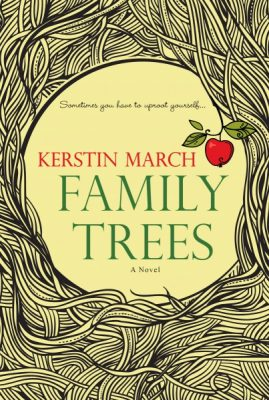 Author Kerstin March - Family Trees