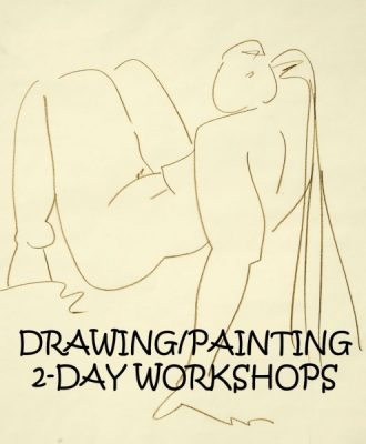 Drawing/Painting Workshop at Abnet Farm