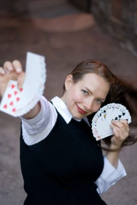 Celebration of Summer Reading - Kick-Off with Magician Star Michaelina