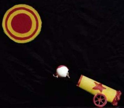 Z Puppets Rosenschnoz present Gnip Gnopera - Ping Pong Ball Opera