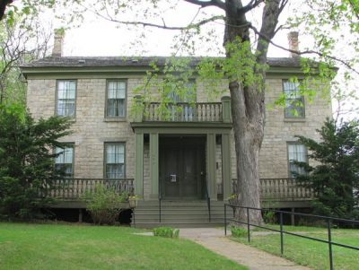 Warden's House Museum Tours