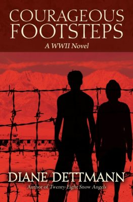 Courageous Footsteps: A WWII Novel Launch Party