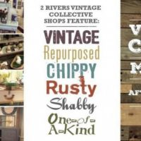 "Two Rivers Vintage Collective's ""Vintage Crawl"""