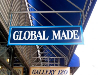 Global M.A.D.E. and Gallery 120
