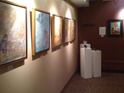 The Oakridge Gallery of Gospel Art